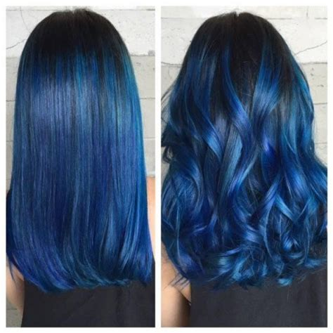 Washing Different Colors Together - diy hair 10 blue hair color ideas