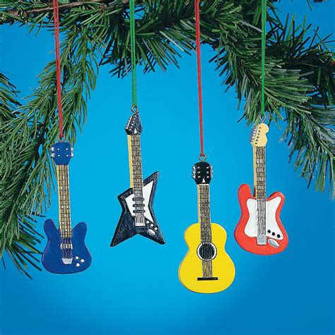 guitar christmas decorations 25 cool gifts for guitarists gifts
