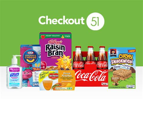 New checkout51 offers kellogg s coca cola pantene and more ftm