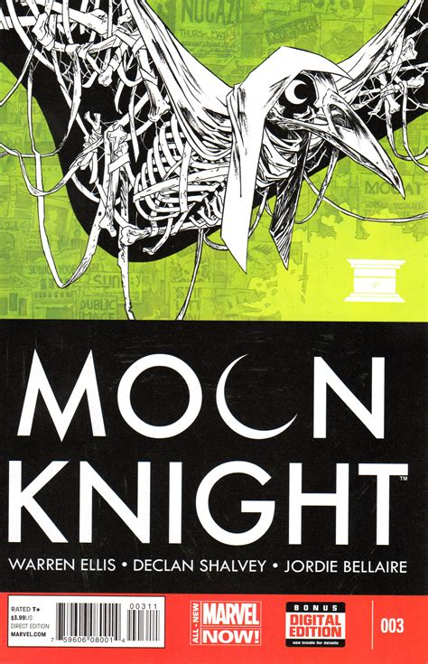 libro moon knight volume 1 moon knight volume 1 dalla morte ilbardelfumetto