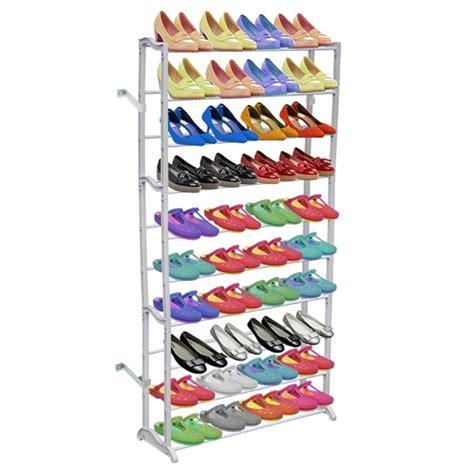 10 tier shoe rack shelf vidaxl co uk