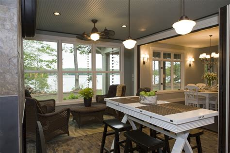 21st century bungalow traditional kitchen other 21st century bungalow traditional porch new york