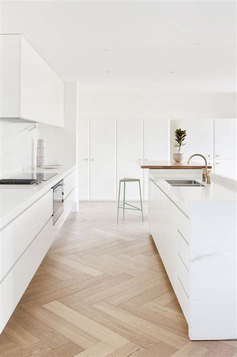 modern kitchen flooring ideas 25 best ideas about herringbone on pinterest grey