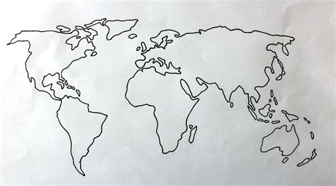 Drawing K Maps by World Map Globe Drawing Www Bleublonde