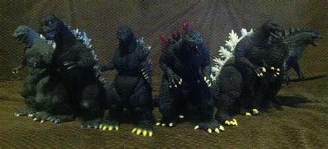 Kaos Godzilla 60 years of godzilla by kaosjay666 on deviantart