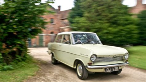 Opel Kadett Oliver by Gearheads And Monkeywrenches Richard Hammond With