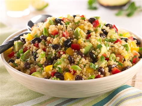 quinoa salad recipes southwest quinoa salad recipe dishmaps