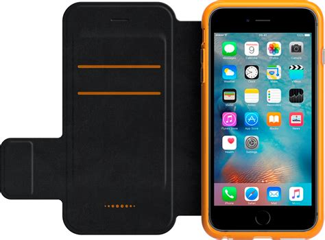 gear4 iphone 6s plus 6 plus d3o bookcase price and features