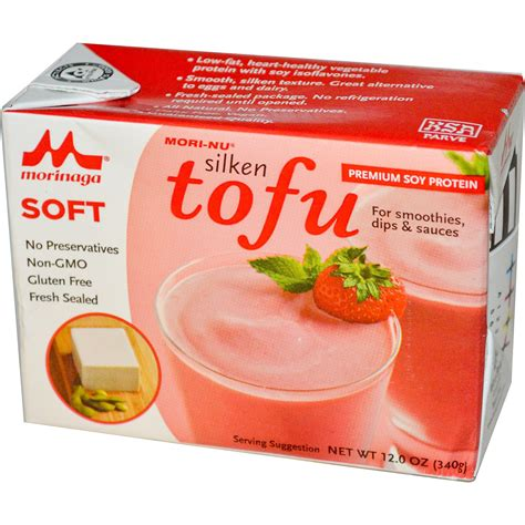 mori nu silken tofu soft 12 oz 340 g iherb com