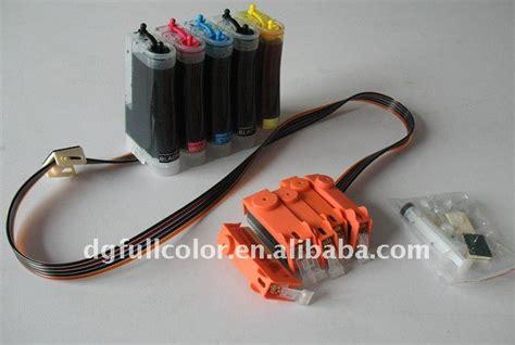 ciss continuous ink system fits canon ix6550 ix6540 youtube new ciss continuous ink supply system for canon pixma