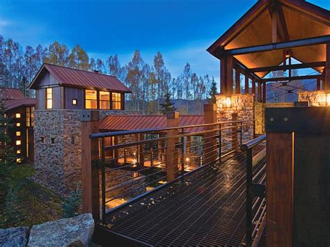 the bridge contemporary mountain retreat in telluride