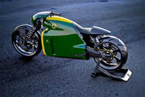 Lotus Bike Lotus C 01 Superbike Revealed In All Its Carbon Fiber