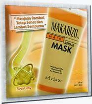 Harga Masker Makarizo Untuk Rambut Kering makarizo hair mask masker rambut makarizo