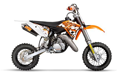 Ktm 50 Racing 2011 Ktm 50 Sxs Race Bike Launched In The Us Autoevolution