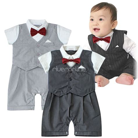 Hochzeitssachen Kaufen by Tuxedo Baby Jungen Strler Anzug Taufe Hochzeit
