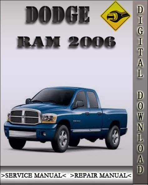 free service manuals online 2008 dodge ram security system 2006 dodge ram factory service repair manual download manuals am