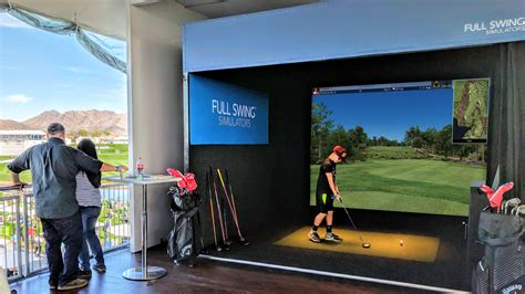Golf Swing Simulator by 1 Golf Simulator Ultimate Improvement Tool