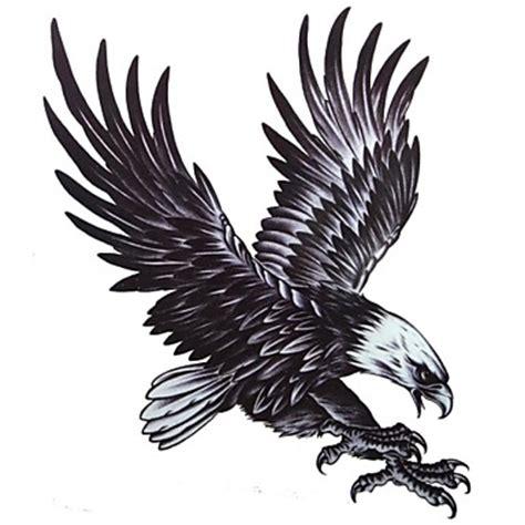1 szt wodoodporne wielokolorowe duży kolorowy wz 243 r orła