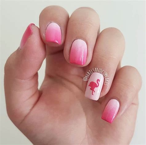 Flamingo Nail Sticker by Flamingo Nail Decals Nail Stencils Flamingo Nails Nail