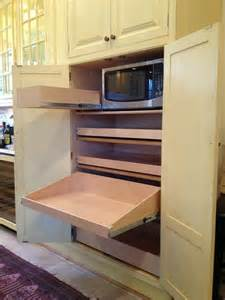 Kitchen Microwave Pantry Storage Cabinet Buy In Bulk Save Money With Shelfgenie Of Kentucky Pull Out Pantry Shelves For Your