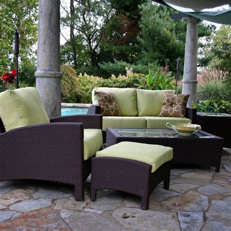 Thick Cushions For Outdoor Furniture   [peenmedia.com]