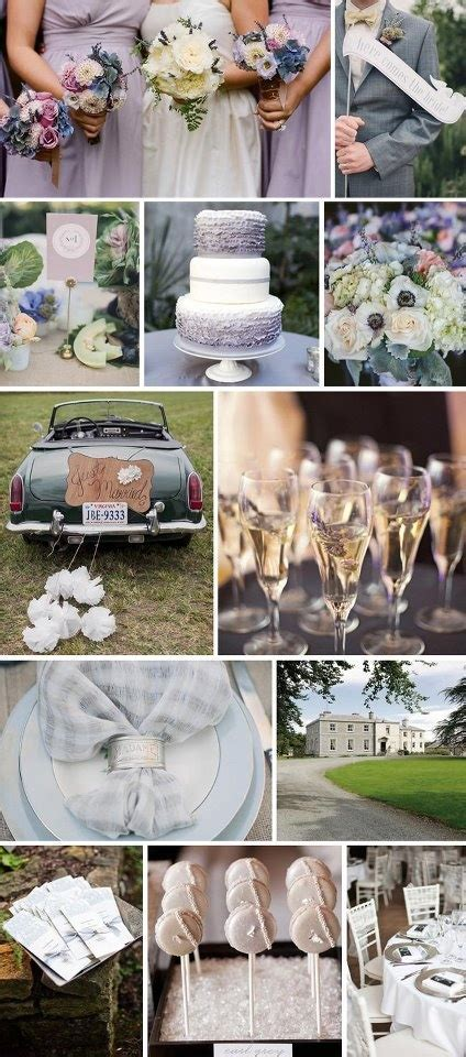 25  best ideas about Lavender grey wedding on Pinterest