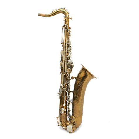 Martin Handcraft Tenor Sax - martin handcraft committee ii tenor saxophone w 1939