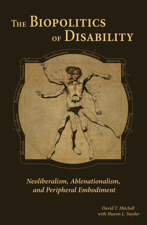 biography book disability book review the biopolitics of disability by david t