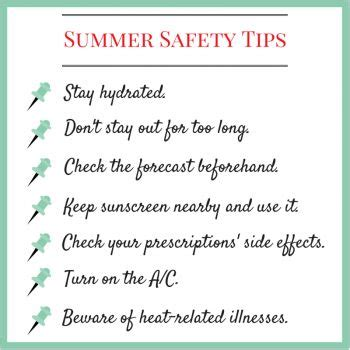 7 Summer Safety Tips by Best 25 Summer Safety Ideas On Sun Safety