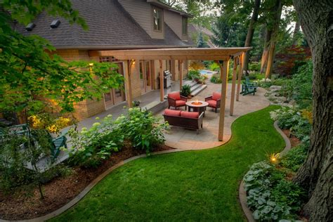 Backyard Landscaping Ideas With Pavers by Backyard Pavers Ideas Pool With Outdoor