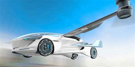 futuristic flying cars will this futuristic flying car get the ground