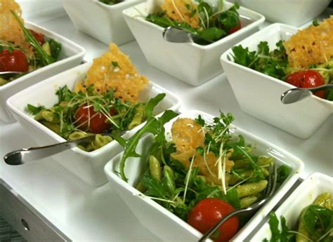bowl food corporate event catering in london