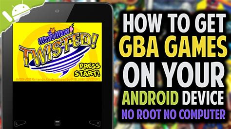 how to root android no computer my boy how to get gba on an android device no root no computer