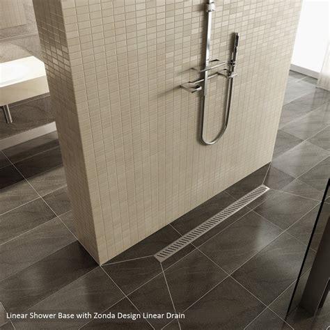 Qualitex Ascent Showering Linear Drain Wetroom Shower Bathroom Shower Drains