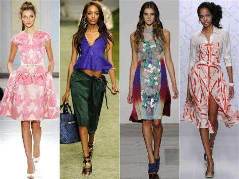 10 Vintage Styles For Sping by Fashion Week 2014 Trends 60s 70s