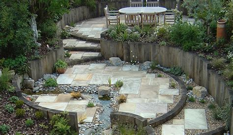 Sloping Garden Design Ideas Uk Inspiring And Beautiful Sloped Garden Ideas Decoritem Landscaping Gardenscaping