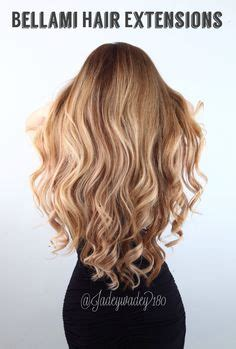 what kind of hair is bellami hair in love with my new bellami hair extensions guy tang