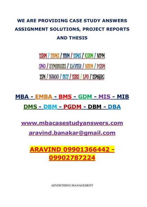 Study Solutuns Free Mba by Mba Ksbm Study Answers Solutions