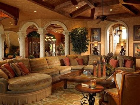 Home Interiors Decor Style Homes Interior Mediterranean Style Home