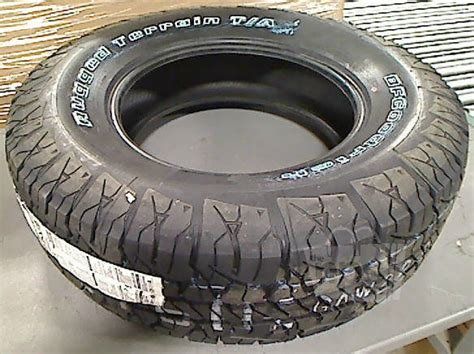 bf goodrich rugged terrain p265 70r17 bf goodrich rugged terrain t a tire p265 70r17 113t