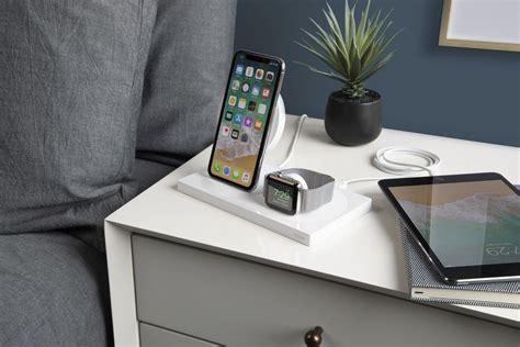 belkins boostup wireless dock  charge  apple