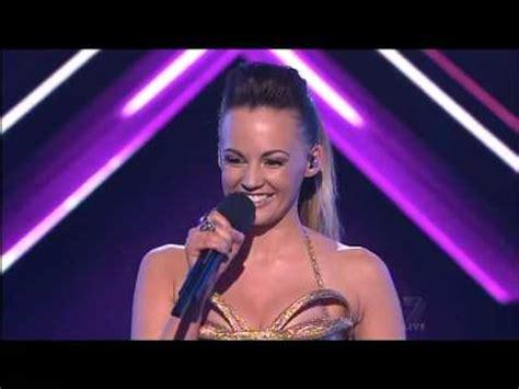 samantha jade live show 2 the x factor australia 2012