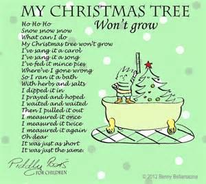 benny bellamacina s blog my christmas tree won t grow