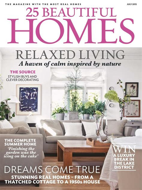 home magazine online 25 beautiful homes july 2015 home magazine graphics