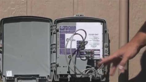 reset verizon fios white box how to check your ont optical network terminal youtube