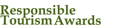 Win A With The Responsible Tourism Awards by Responsible Tourism Awards