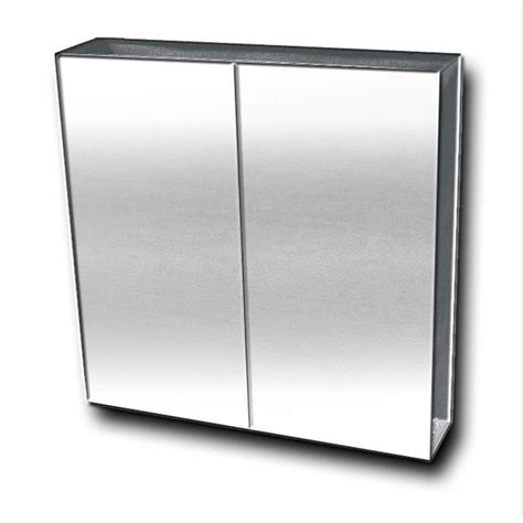 stainless steel mirror cabinet fmc 800617a stainless steel mirror cabinet bacera