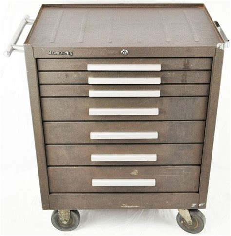 kennedy 277 roller cabinet tool chest box 7 drawer