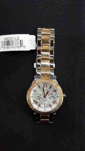 Baru Jam Tangan Guess 5067 jual jam tangan guess w0331l3 baru jam tangan terbaru