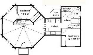 Navajo Hogan Floor Plans by Navajo Style Hogans